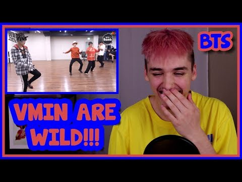 [BANGTAN BOMB] BTS PROM PARTY : UNIT STAGE BEHIND - 땡 REACTION [THEY WILDIN']