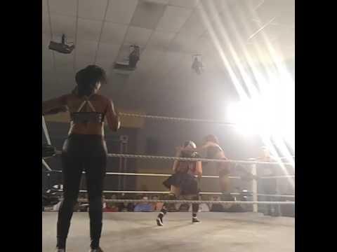 Women Tag team wrestling