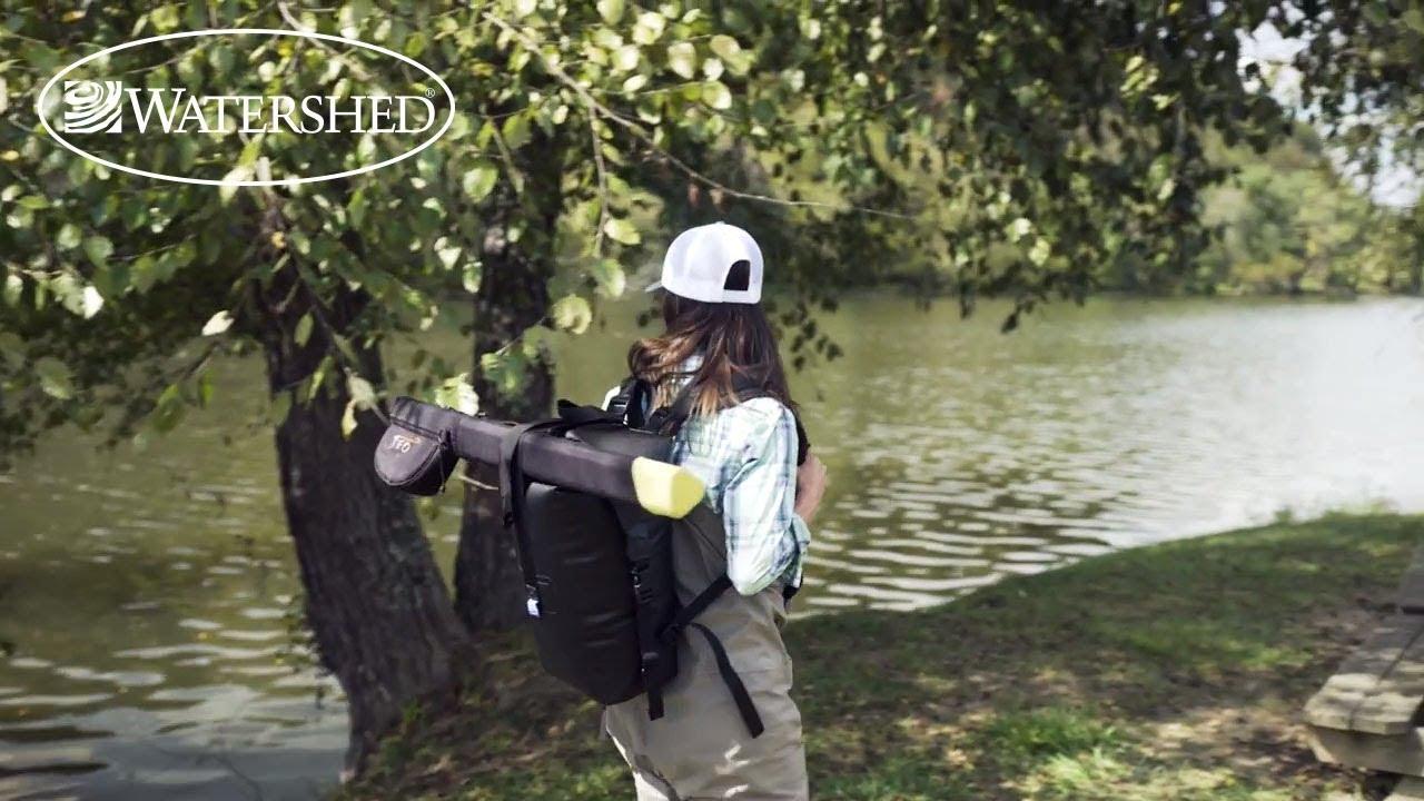 e6925377004c Big Creek Backpack. Watershed Drybags