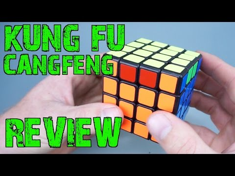 Kung Fu CangFeng 4x4 Review | thecubicle.us