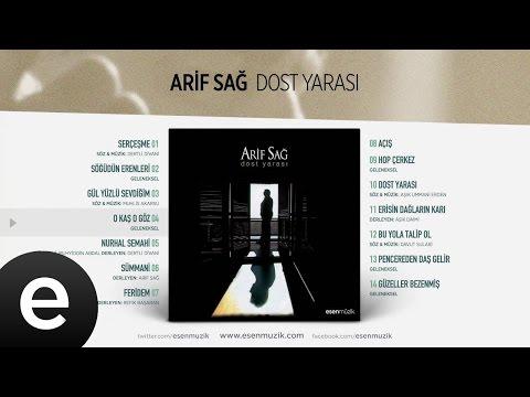 O Kaş O Göz (Arif Sağ) Official Audio #okaşogöz #arifsağ
