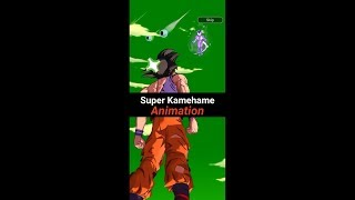 DB-Legends - Wow! Son-GOKU Super-Kamehame Cool Animation!