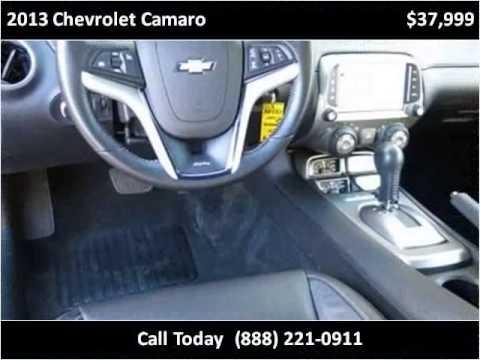 2013 Chevrolet Camaro Used Cars Burlingame CA
