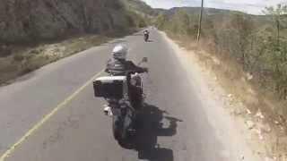 Viaje en Moto de Quetzaltenango a  Peten