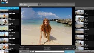 How I edit my GoPro Movies in GoPro Studio Tutorial