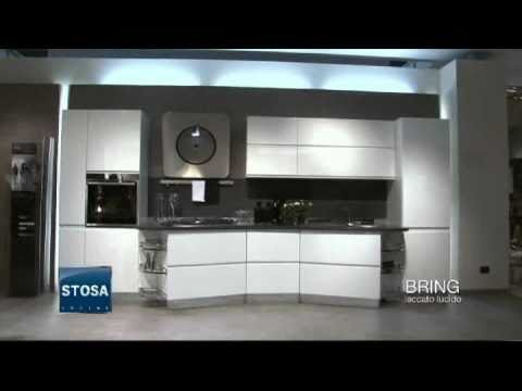 Stosa Cucine - Cucina Bring a Palermo - YouTube