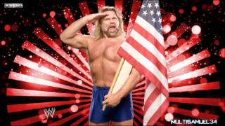 Hacksaw Jim Duggan WWE Theme 'Two By Four'
