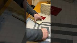 HOW TO: STICK A BACKING PLATE TO A STONE
