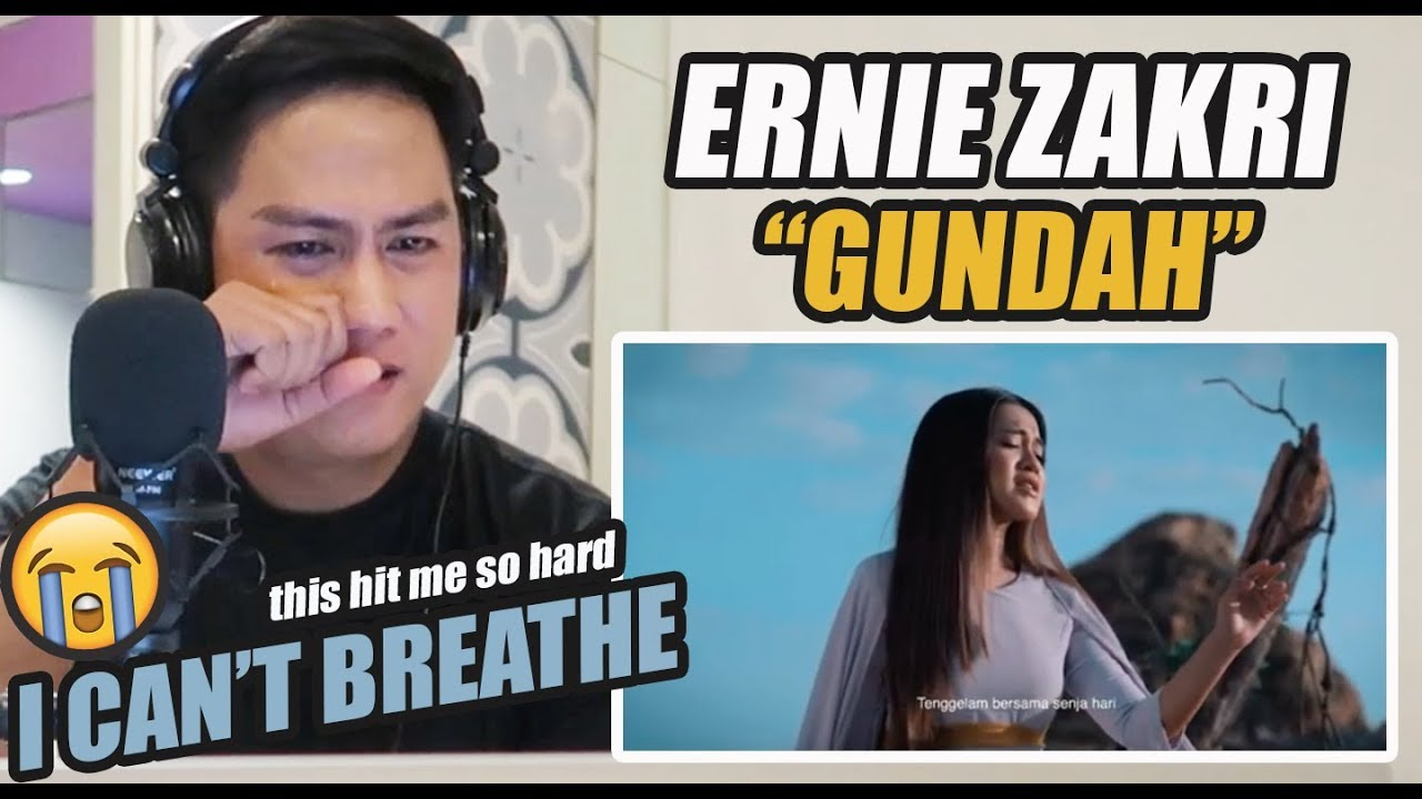 Download Ernie Zakri - Gundah [Official Music Video] | REACTION