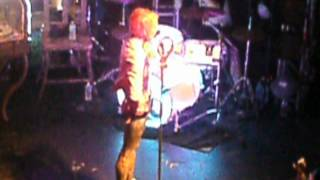 Jeffree Star Live at Freebird Live on October 20th, 2012 - Ice Cream, Prisoner, CCO, GAWM