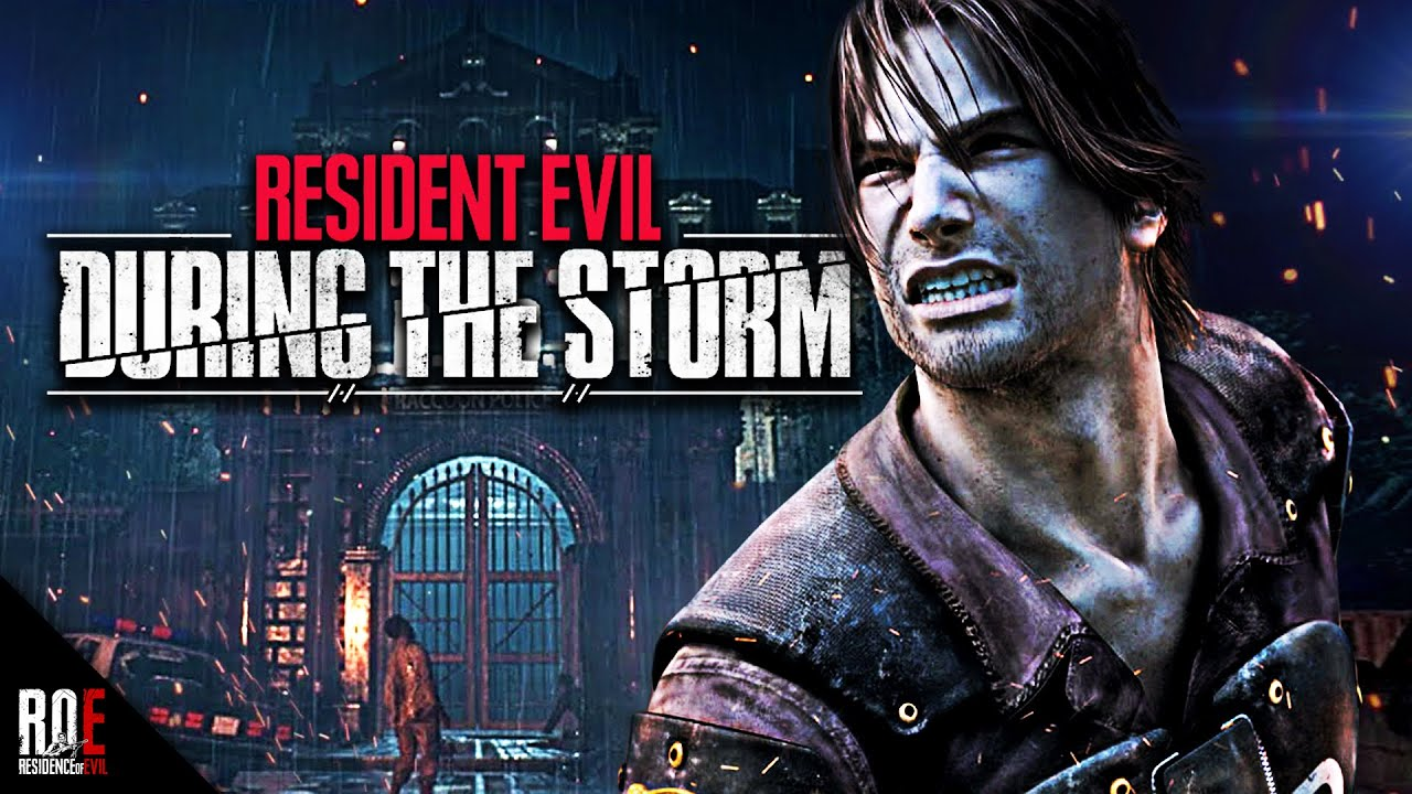 Resident Evil During The Storm First Look New Re Fan Game