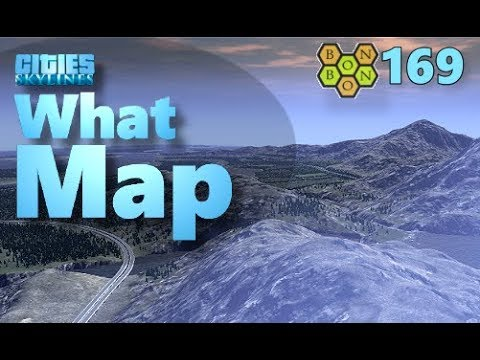 Cities Skylines What Map Map Review 169 Raven Bay