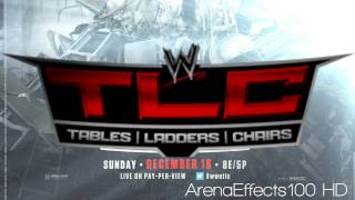 WWE TLC 2012 Theme Song - Just Another War (Arena Effects)