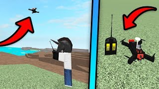 FLYING DRONES! (New Update?) | Lumber Tycoon 2 ROBLOX