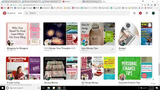 How To Create A Pinterest Marketing Strategy Using Tailwind Analytics
