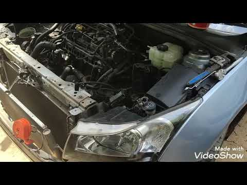 Chevrolet Cruze Egr Cleaning And Servicing Work