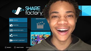 HOW TO EDIT LIKE CEEDAY IN SHARE FACTORY 2020 *free editing software*
