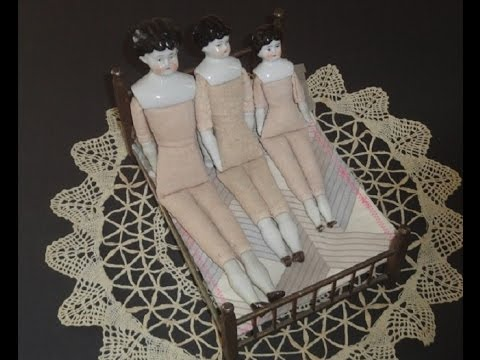 My Favorite Things: Antique China Head Doll Sisters