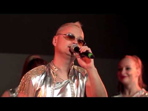 D. White - All The Story Is History (concert Video)  Euro & Italo Disco 2020