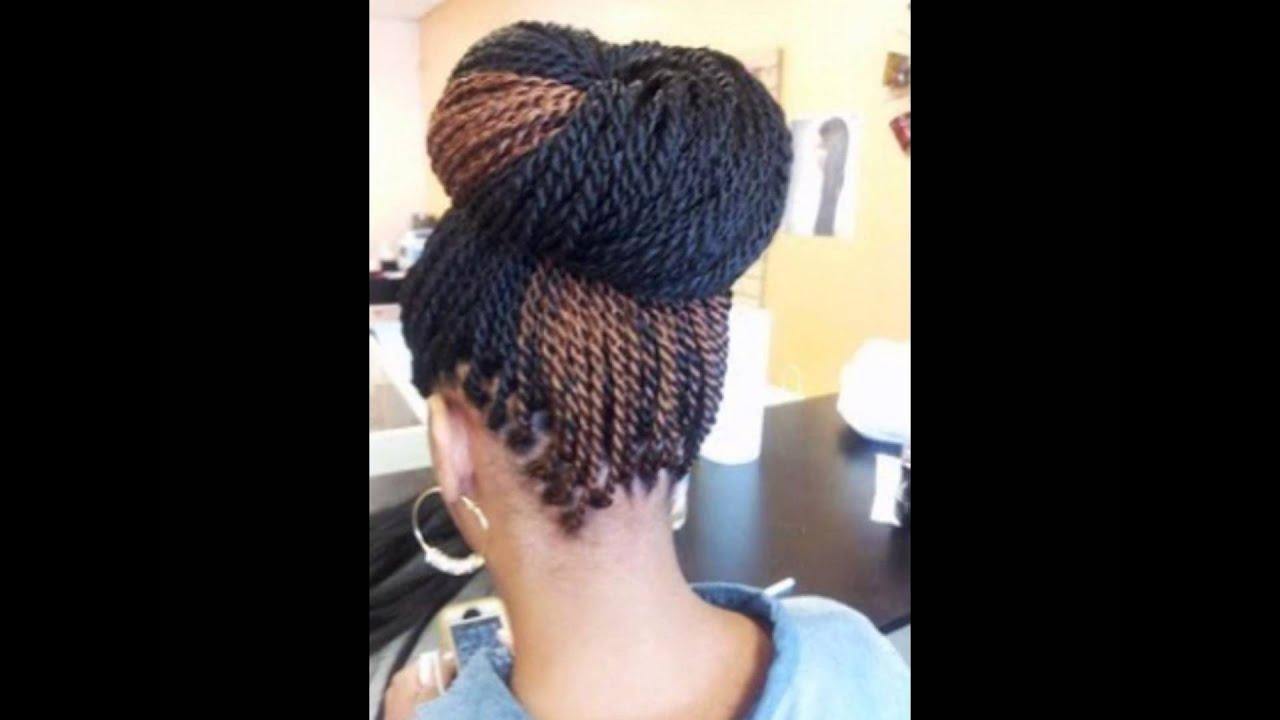African Hair Braiding In Harlem 125th - YouTube