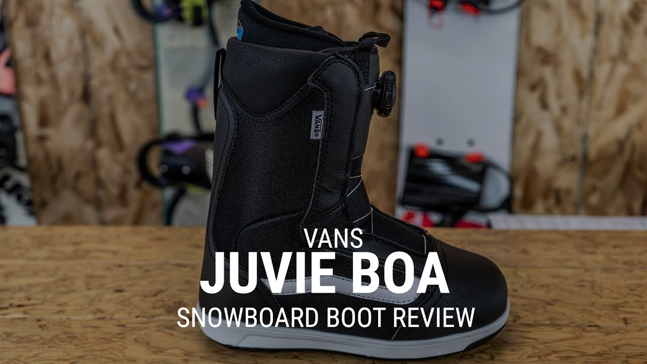 vans snowboard boots kinder