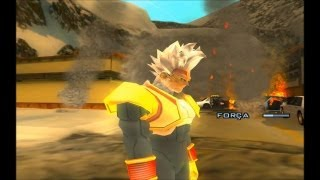 GTA SA EVOLUTION DOWNLOAD SKIN BABY VEGETA NIVEL 3 FULL HD 1080p