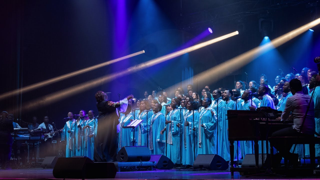 Total Praise Mass Choir - A great Gospel Experience!