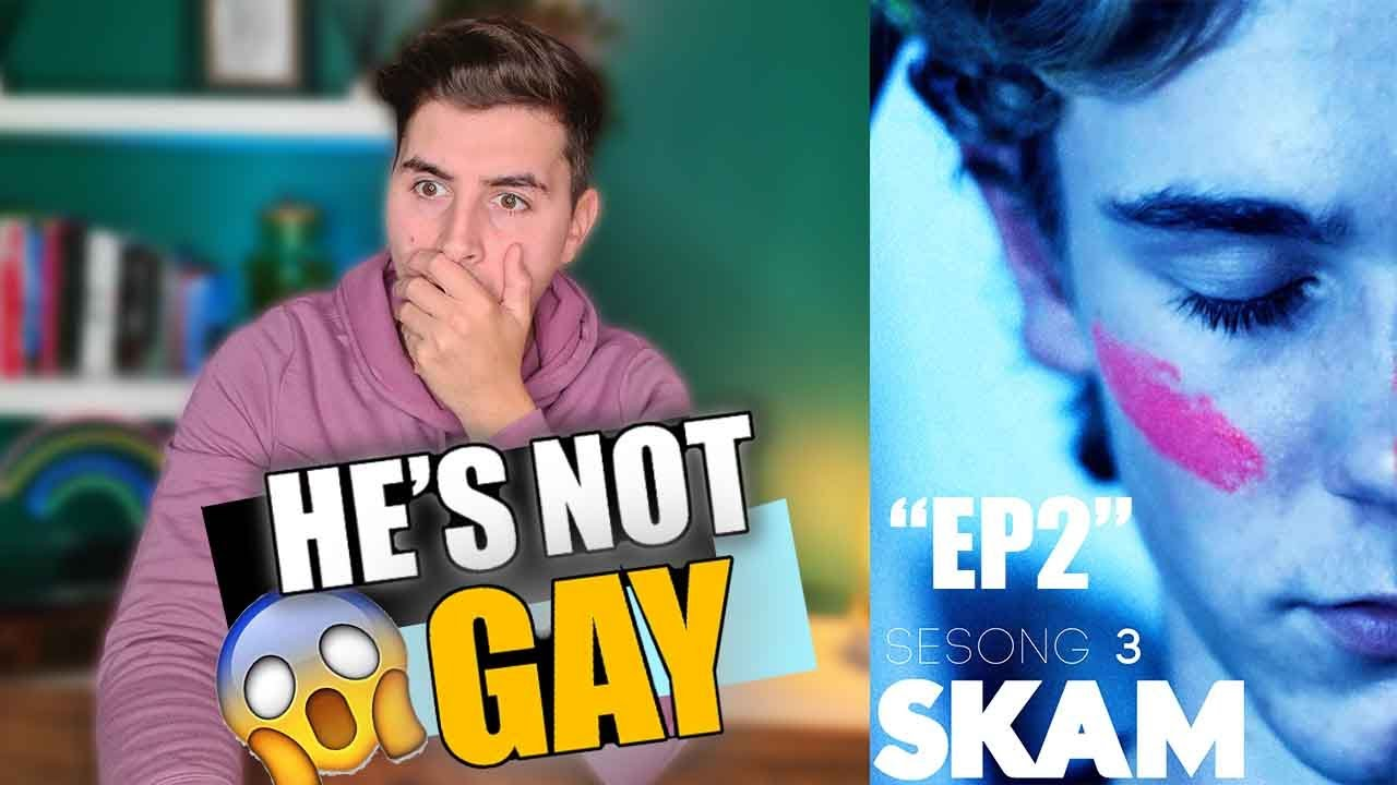 Download SKAM Norway Season 3 EP2 Reacts British Bi Guy Courtney Jai #skam #reaction #bisexual #gay