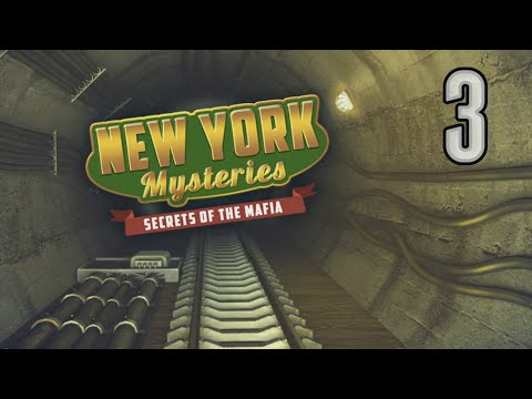 New York Mysteries: Secrets of the Mafia [03] w/YourGibs - MAFIA HIT ABOARD SHIP - Part 3