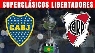 BOCA VS RIVER | El SuperClásico en la Copa Libertadores 🏆