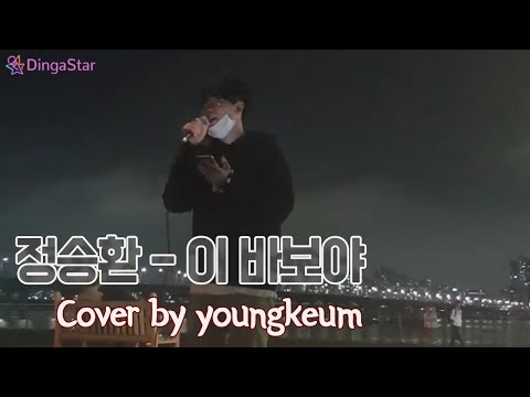 [DingaStar] youngkeum / 정승환-이바보야(JungSeungHwan – The Fool) / 보컬커버 Vocal Cover