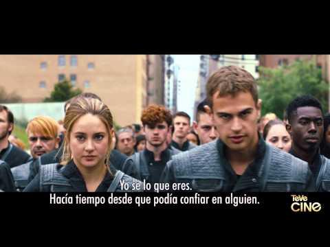 Divergente TRAILER (En Espanol) HD Kate Winslet, Shailene Woodley, Theo James poster