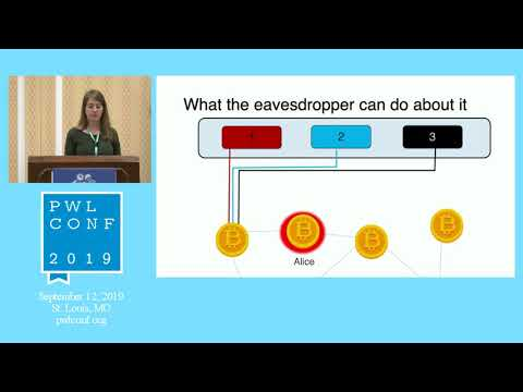 Anonymity In The Bitcoin Peer-to-Peer Network By Giulia Fanti [PWLConf 2019]