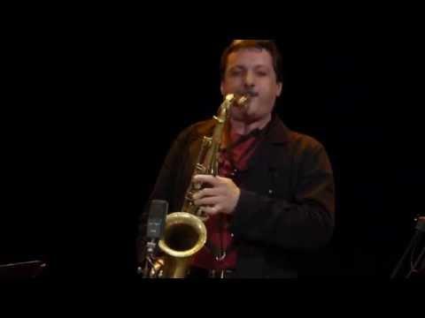 Saxofour - Live at Porgy & Bess, Vienna, Austria, 2014-12-10 - Part04