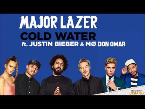 Cold Water - Major Lazer Feat. Justin Bieber, MØ & Don Omar (Official ADJ Remix)