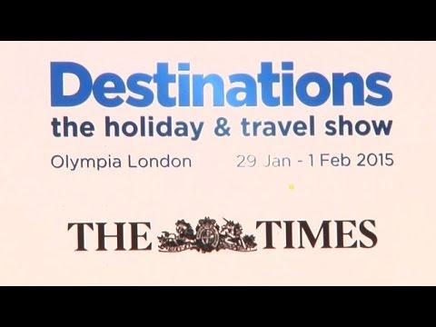 Preview Destinations Show London