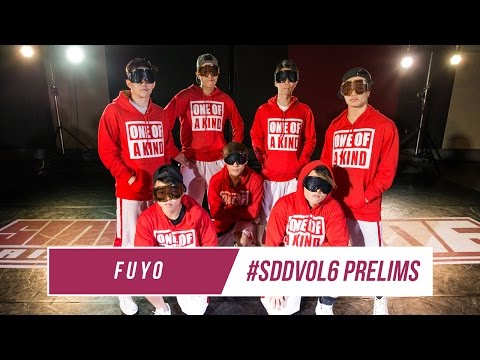 Fuyo | Front Row | Singapore Dance Delight Vol. 6 Prelims 2016 | RPProductions