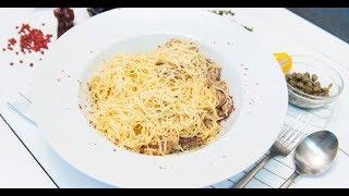 Итальянская паста | Маргарита и мастера