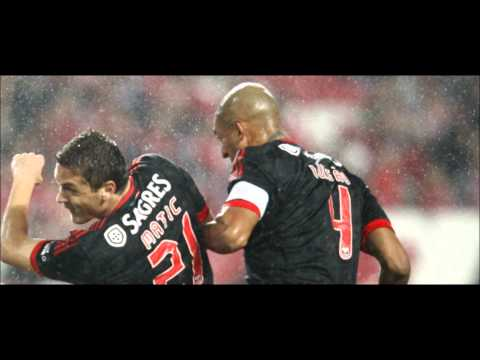Benfica 2 0 Olhanense | Relato dos golos de Cardozo e Luisão !!