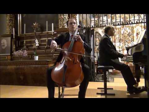 F. Schubert - Arpeggione Sonata in a minor D.821 / Sebastian Diezig & Riccardo Bovino