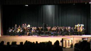 "East River High School Concert Band - ""Overture for Winds"""