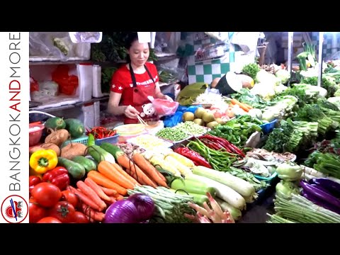 China Daily Market - Where the Chinese shop their daily food