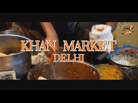 Top Places to eat at when in or around Khan Market
