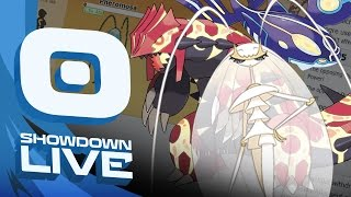 """Welcome to Ubers, Pheromosa"" Pokemon Sun & Moon! Ubers Showdown Live w/PokeaimMD & Blunder!"