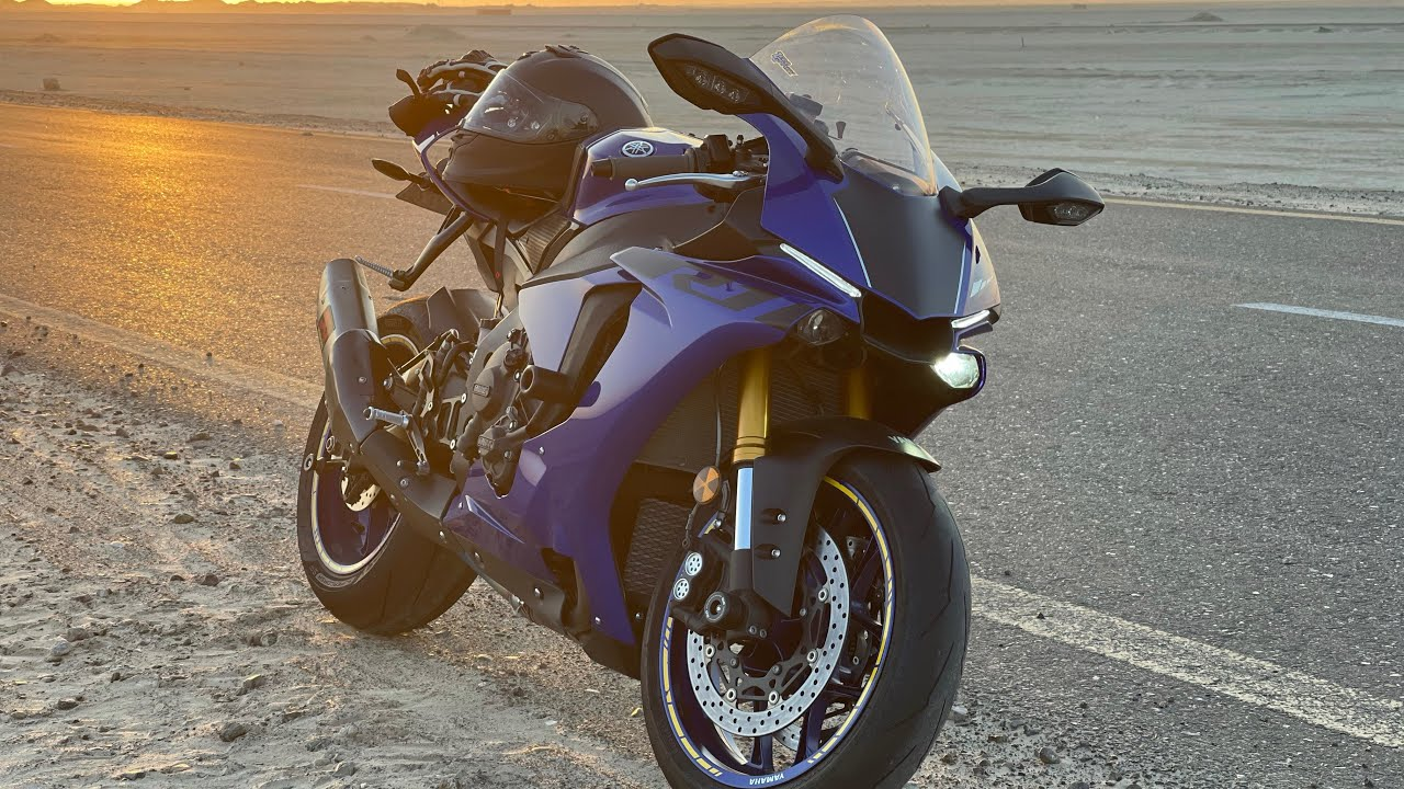 Yamaha R1 - Complete list of Upgrades #Malayalam# *Apologies for the poor Audio Quality