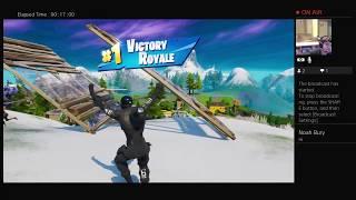 Fortnite Team rumble week 6 challenge