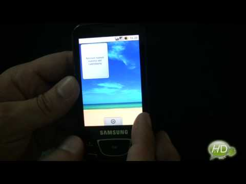 Samsung i7500 Galaxy Android part 2 ITA language only