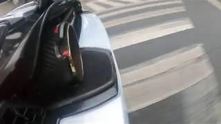 McLaren 720s Shooting Flames