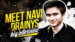 Meet NAVI Drainys (big interview)