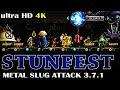 [4K]Metal Slug Attack ONLINE! 10 STUN with HMT Deck (2 VS 2) [ULTRA HD]